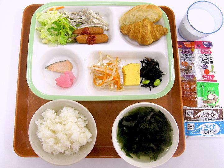 夏メニュー 朝食A