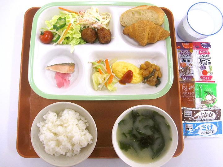 夏メニュー 朝食B