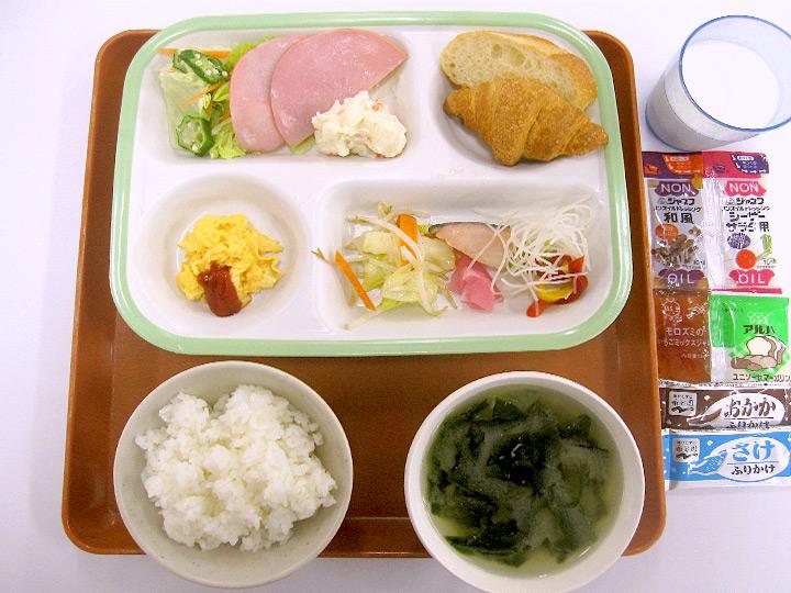 夏メニュー 朝食C