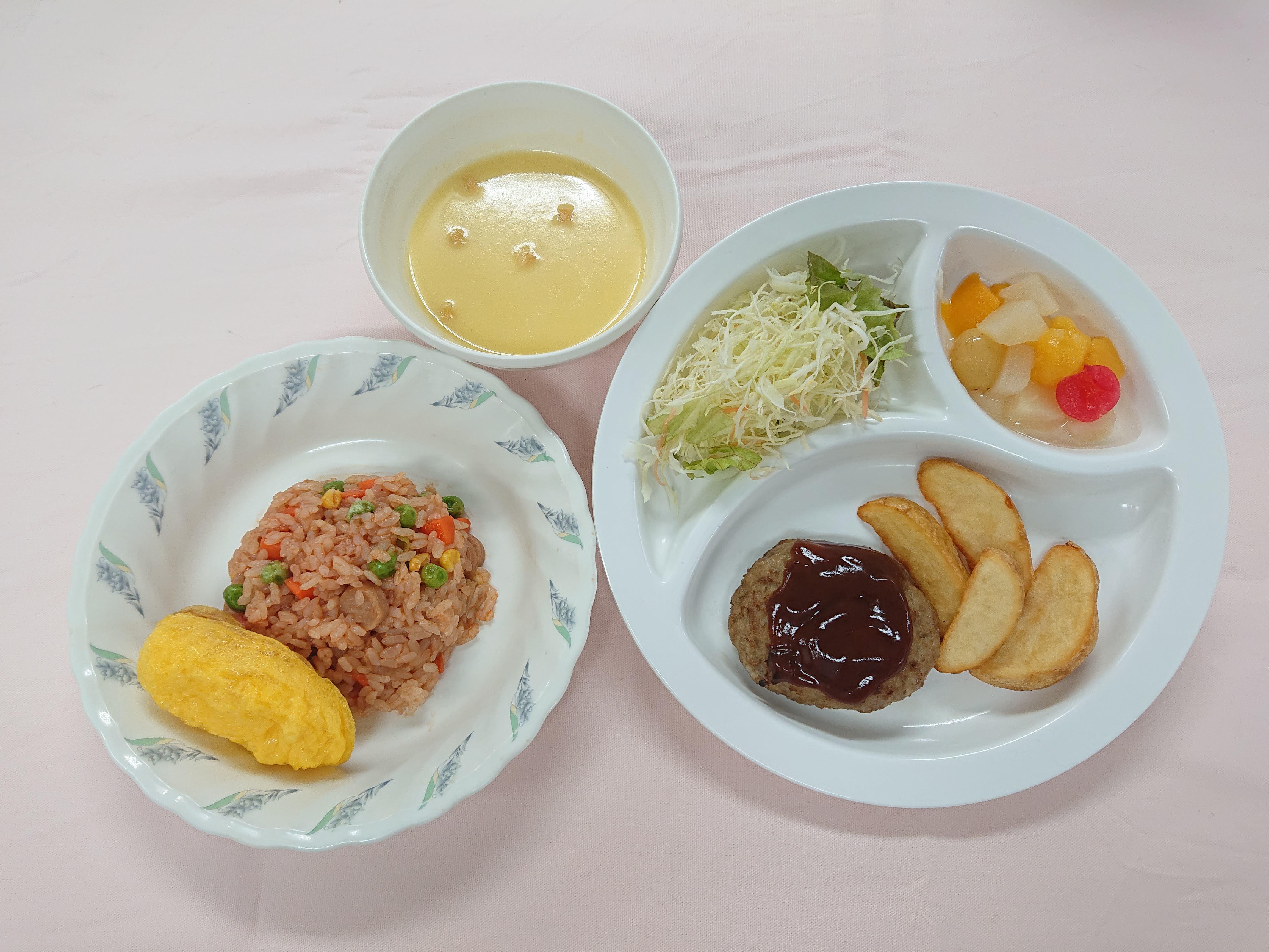 【春メニュー】 朝食 D